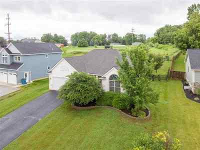 Lenawee County Single Family Home For Sale: 2328 Woodridge Dr