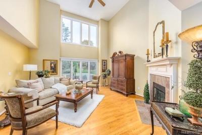 Condo/Townhouse For Sale: 4441 Glen Eagles Crt