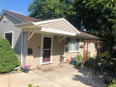 Single Family Home For Sale: 127 Terry Ave