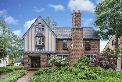 Ann Arbor Single Family Home For Sale: 2023 Seneca Ave