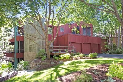 Ann Arbor Single Family Home For Sale: 665 Green Rd