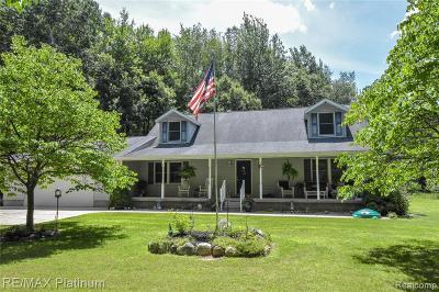 Stockbridge Single Family Home For Sale: 4069 Milner Rd
