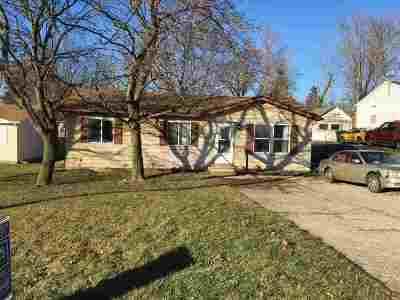 Webberville Single Family Home For Sale: 316 W Walnut St.