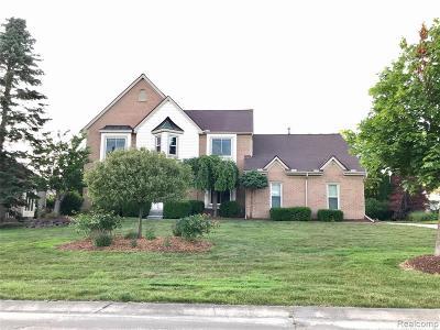 Farmington Hill Single Family Home For Sale: 36942 Aspen
