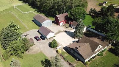 Milan Single Family Home For Sale: 12431 N Sanford Rd