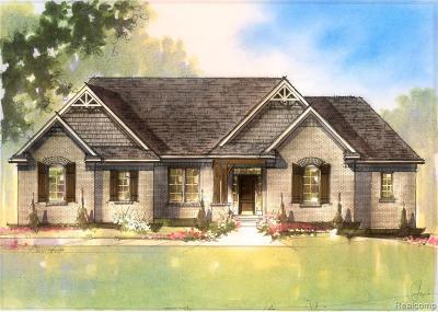 Ann Arbor Single Family Home For Sale: 470 Dhu Varren Rd