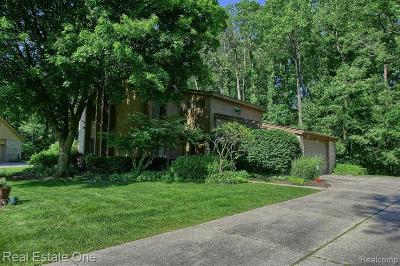 Farmington Hill Single Family Home For Sale: 29202 Apple Blossom Ln