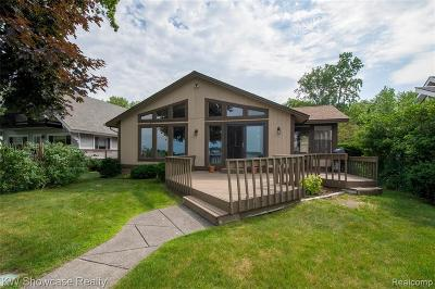 West Bloomfield Single Family Home For Sale: 7181 Locklin