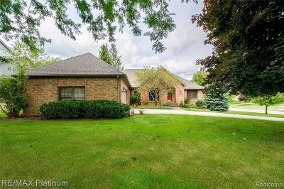 Single Family Home For Sale: 1334 Lake Valley Dr