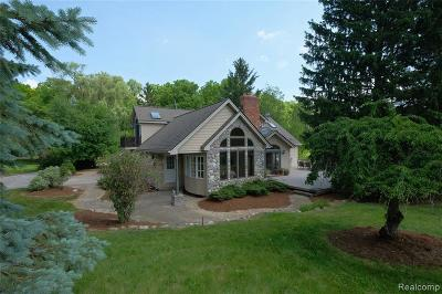 Single Family Home For Sale: 11497 Trinkle Rd