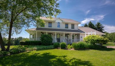 Onsted Single Family Home For Sale: 10314 Pentecost Hwy