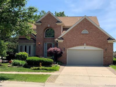 Plymouth Single Family Home For Sale: 13450 Andover Dr