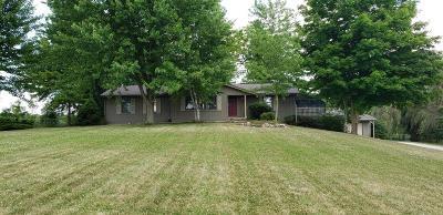 Adrian MI Single Family Home For Sale: $299,900