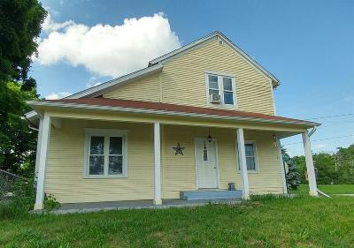 Jackson Single Family Home Contingent - Financing: 8742 E Michigan Ave