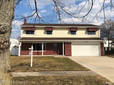 Livonia Single Family Home For Sale: 16188 Wayne Rd