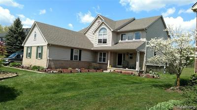 Wixom Single Family Home For Sale: 1977 Devonshire Dr