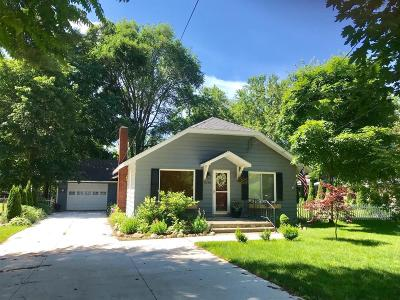 Single Family Home Contingent - Financing: 8581 Orchard