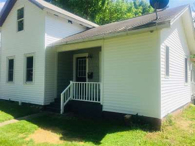 Lenawee County Single Family Home For Sale: 804 Hunt