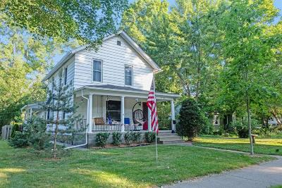 Chelsea Single Family Home For Sale: 710 S Main St