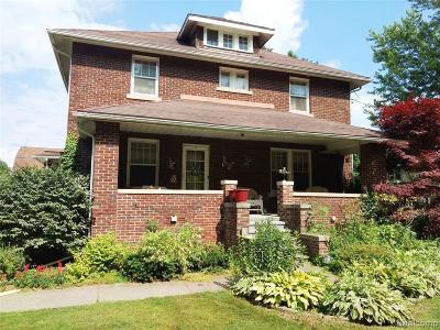 Belleville Single Family Home For Sale: 19701 Karr Rd
