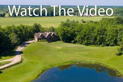 Tecumseh MI Single Family Home For Sale: $574,900