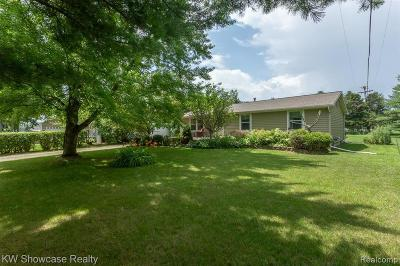 Single Family Home For Sale: 186 Harris Dr