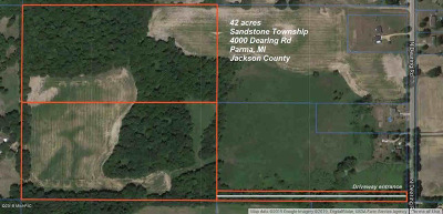 Parma MI Residential Lots & Land For Sale: $155,000