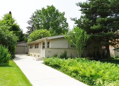 Ann Arbor Single Family Home Contingent - Financing: 611 Westwood Ave