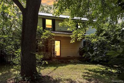Stockbridge Single Family Home For Sale: 2300 Kane Rd
