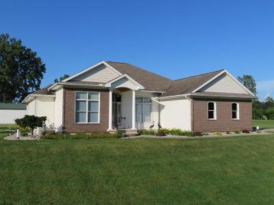 Onsted Single Family Home For Sale: 7400 Donegal Dr