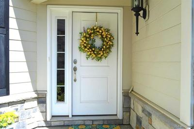 Novi Condo/Townhouse For Sale: 23995 Seminole Crt