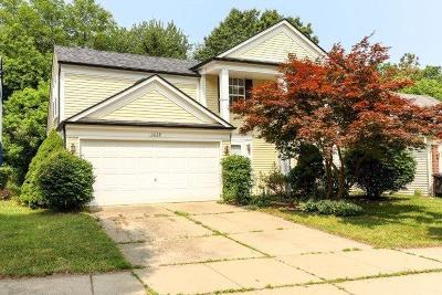 Ann Arbor Single Family Home For Sale: 3028 Turnberry Ln