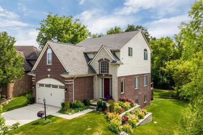 Plymouth Single Family Home Contingent - Financing: 50591 Elmwood Ct