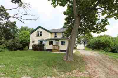 Manitou Beach Single Family Home For Sale: 12052 Rome