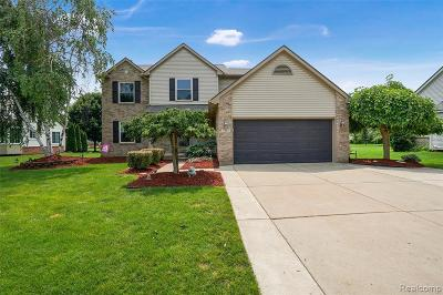 Wixom Single Family Home For Sale: 2907 Pheasant Run East Dr