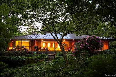 Ann Arbor Single Family Home For Sale: 1116 Chestnut Street St E