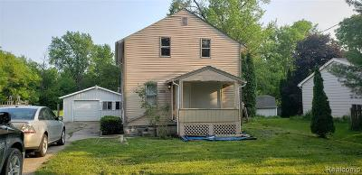 West Acres Single Family Home For Sale: 5229 W Court St
