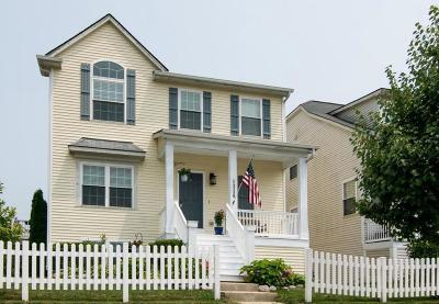 Milan Single Family Home For Sale: 1316 Eisenhower Ln