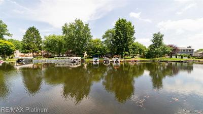 Single Family Home For Sale: 10866 Colony Rd