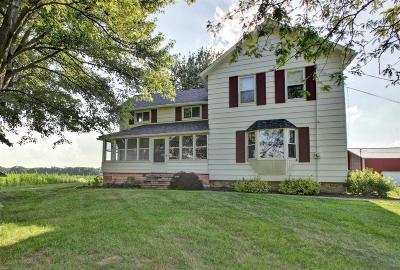 Adrian MI Single Family Home For Sale: $239,000
