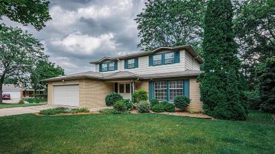 Ann Arbor Single Family Home For Sale: 3478 Richmond Ct