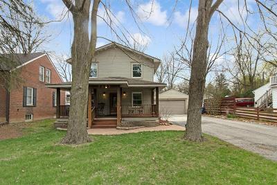 Ann Arbor Single Family Home For Sale: 3060 Dexter Rd
