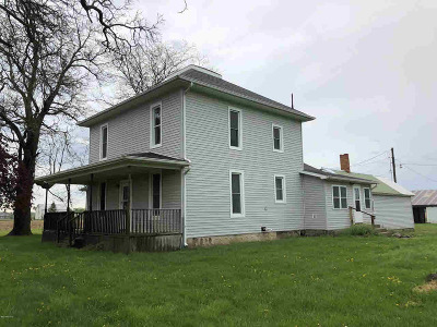 Hillsdale County Single Family Home For Sale: 14151 S Tripp Rd