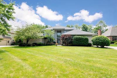 Ann Arbor Single Family Home For Sale: 1765 Stonebridge Dr