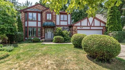 Ann Arbor Single Family Home For Sale: 3112 Cedarbrook Rd