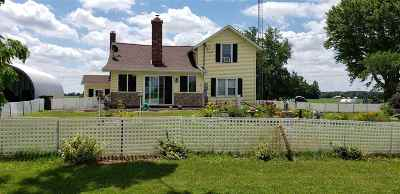 Lenawee County Single Family Home For Sale: 9317 Garno Rd