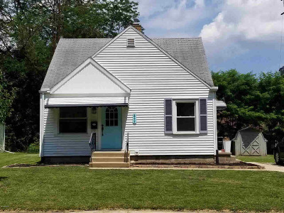 Lenawee County Single Family Home For Sale: 411 Center Dr
