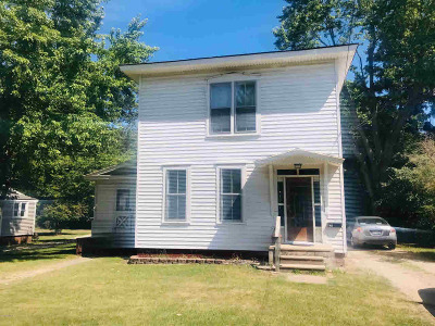 Hillsdale Single Family Home For Sale: 29 Vine St