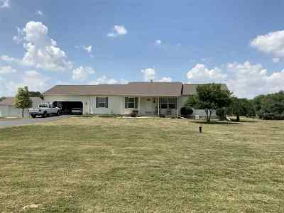 Lenawee County Single Family Home For Sale: 3712 Rogers Hwy