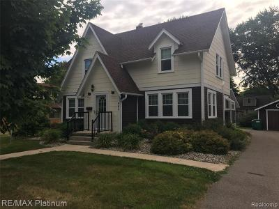 Brighton Single Family Home For Sale: 215 S 4th St S